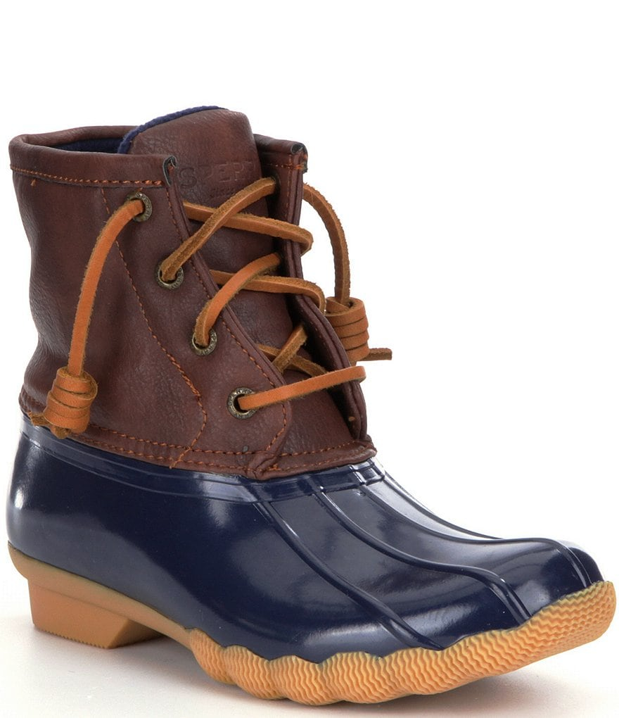 Sperry Girl´s Saltwater Cold Weather Duck Boot