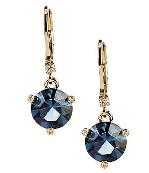 kate spade new york Rise & Shine Drop Earrings