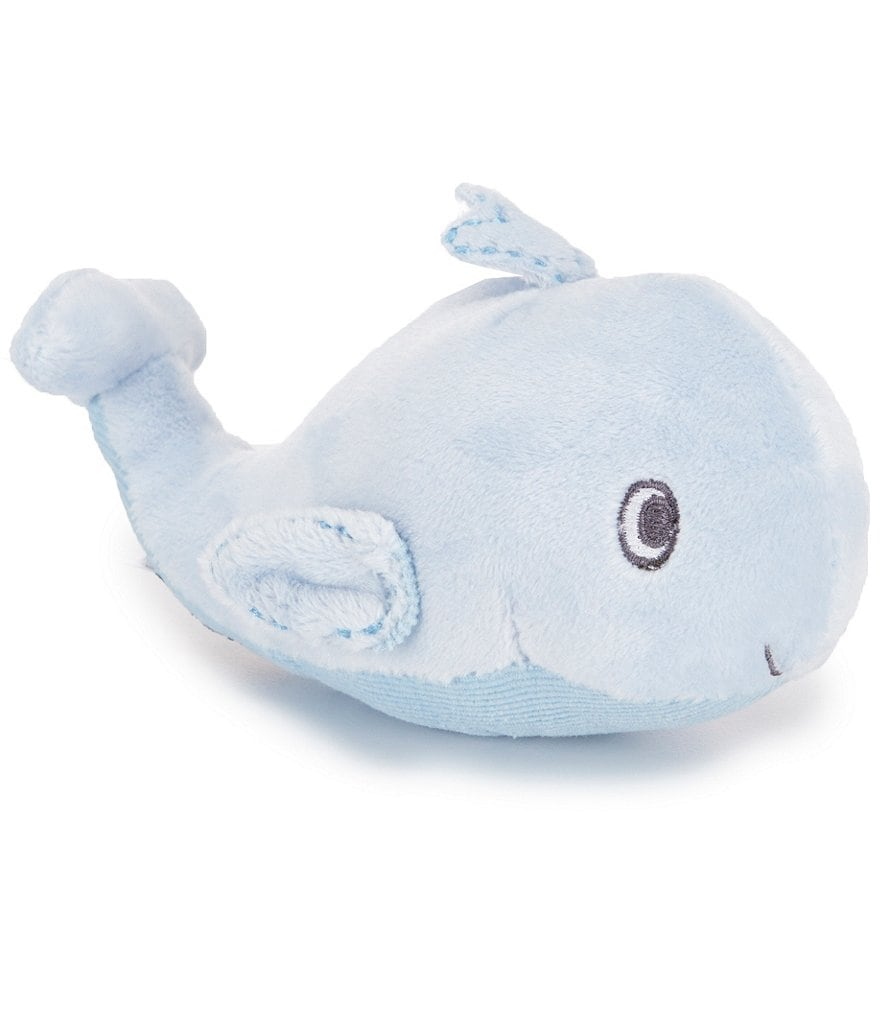 Starting Out Plush Whale Rattle