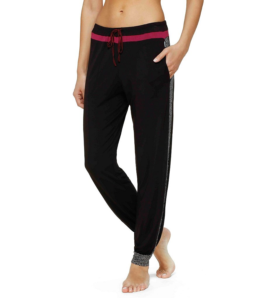 DKNY Jersey Knit Jogger Sleep Pants