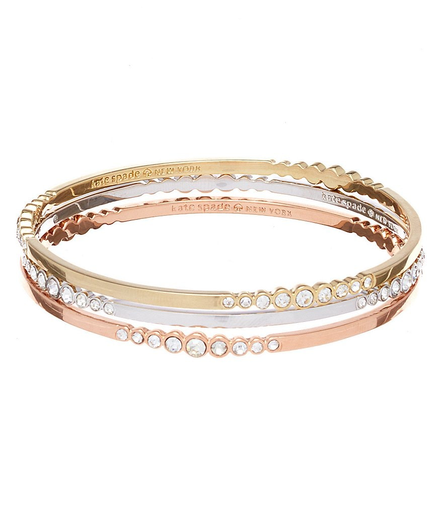 kate spade new york Full Circle Bangle Bracelet Set