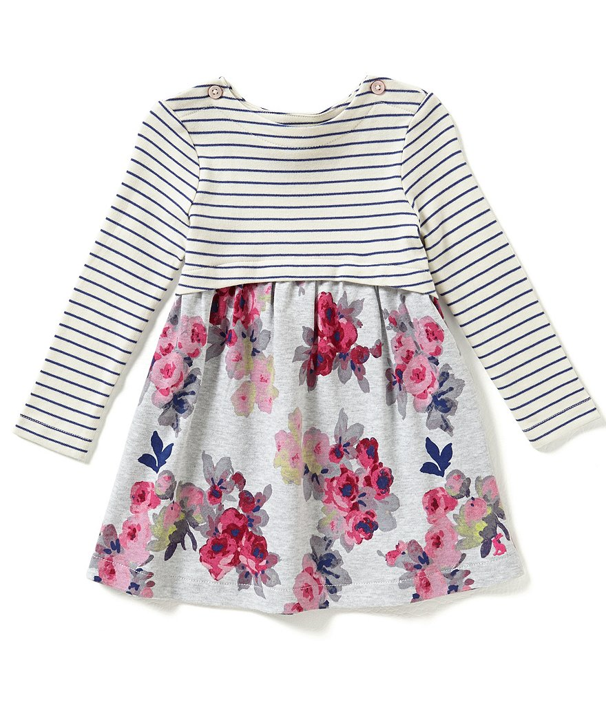 Joules Baby/Little Girls 12 Months-3T Layla Knit Dress