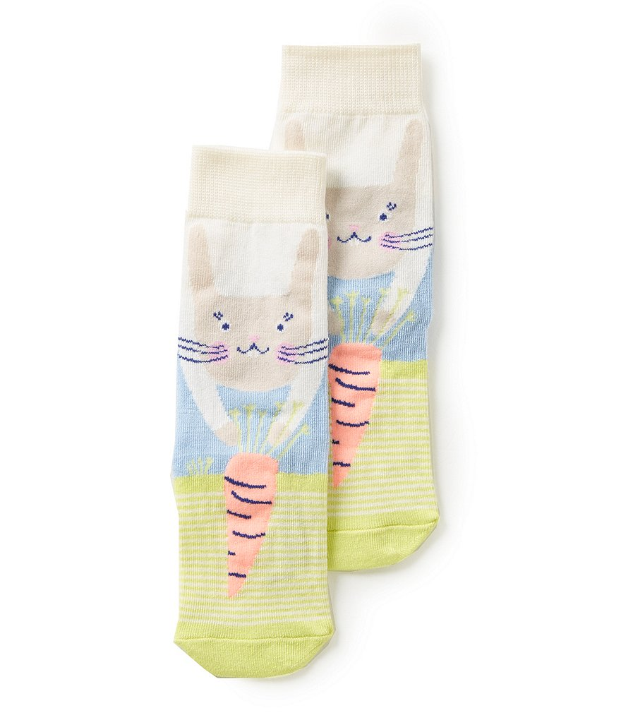 Joules Girls´ Bunny Character Socks