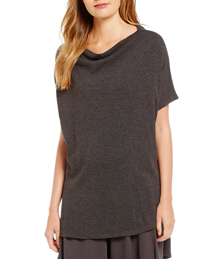 Bryn Walker Debo Drape Neck Tunic