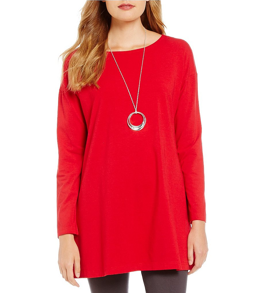 Bryn Walker Long Sleeve Daisy Tunic
