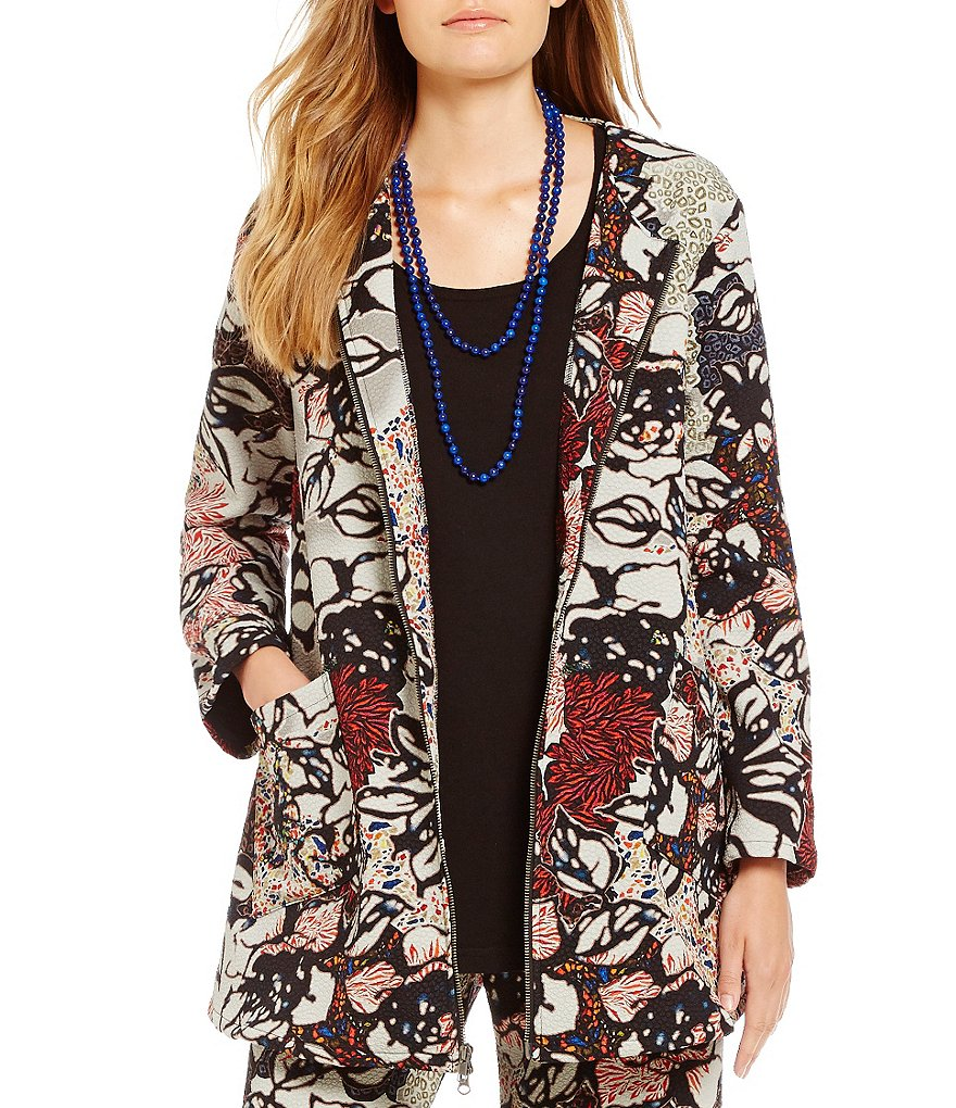 Bryn Walker Jupiter Printed Jacket