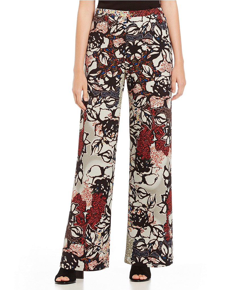 Bryn Walker Long Wide Leg Pants