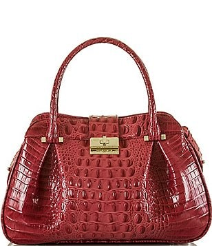 Brahmin Melbourne Collection Laura Satchel