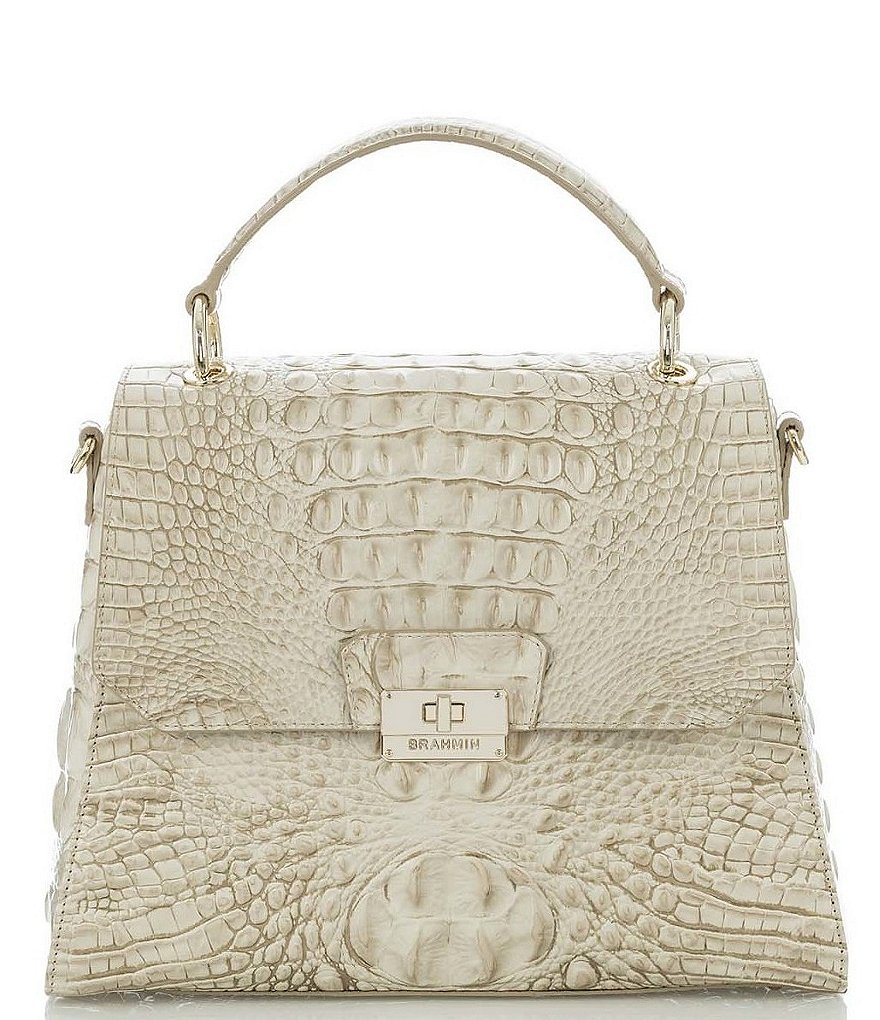 Brahmin Melbourne Collection Brinley Top Handle Satchel