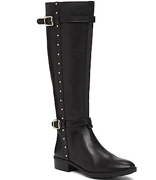 Vince Camuto Preslen Wide Calf Riding Boots