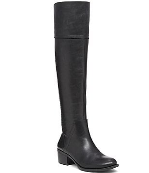 Vince Camuto Bendra Over The Knee Wide Calf Boots