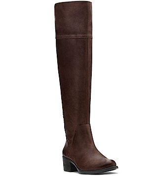Vince Camuto Bendra Over The Knee Boots
