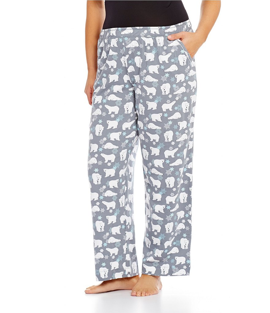 Sleep Sense Plus Polar Bear Sleep Pants
