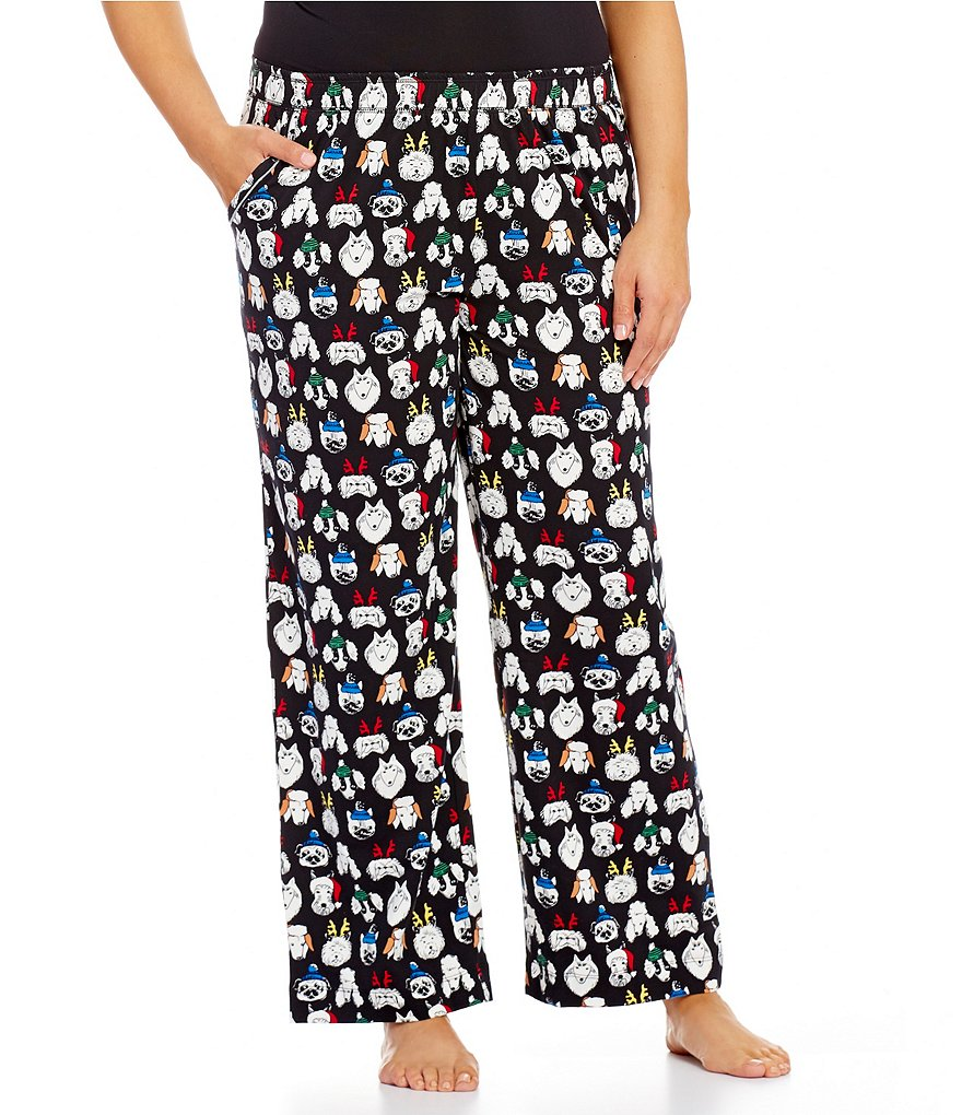 Sleep Sense Plus Holiday Party Dogs Sleep Pants