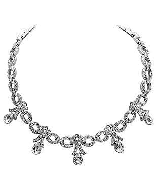 Nina Grove Crystal Collar Necklace