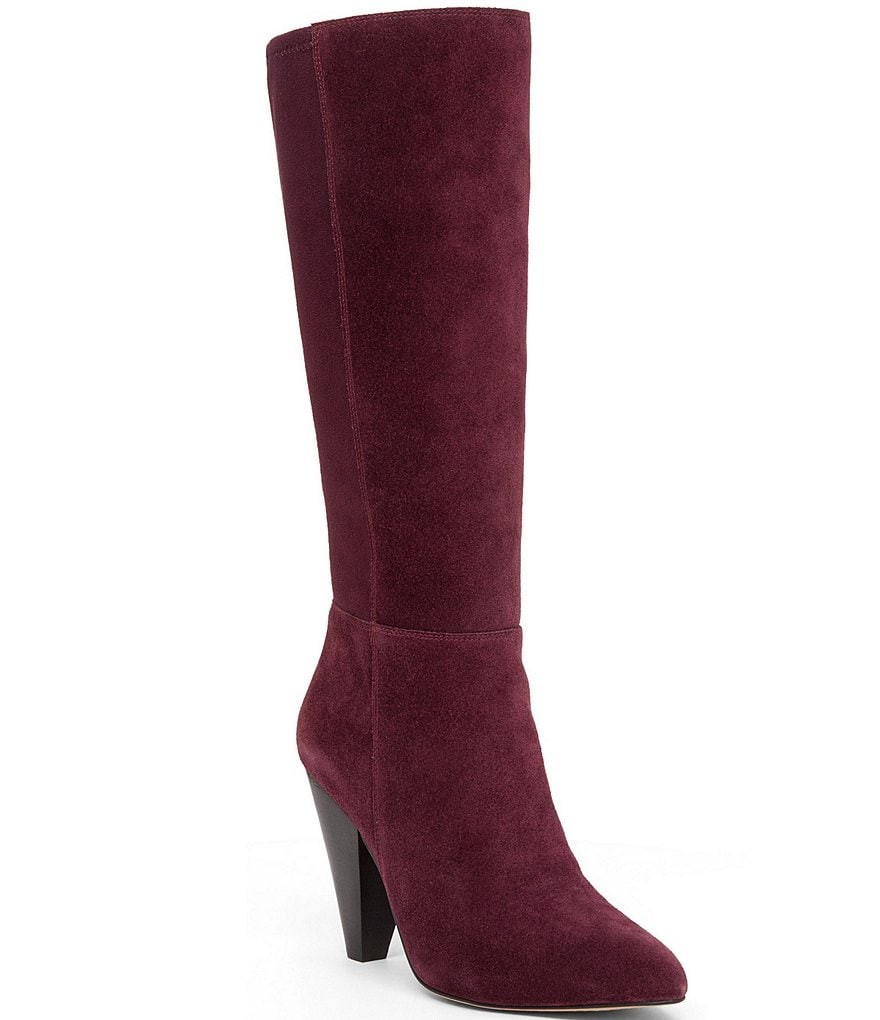 Vince Camuto Estiva Suede Tall Boots