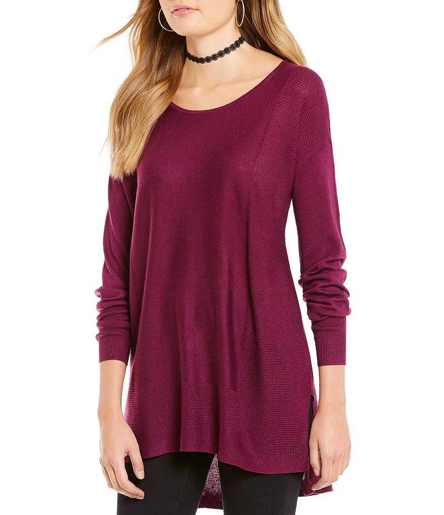 Takara Ribbed Sweater Tunic
