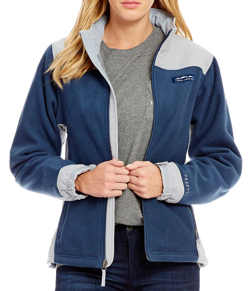 Lauren James Palmer Fleece Jacket