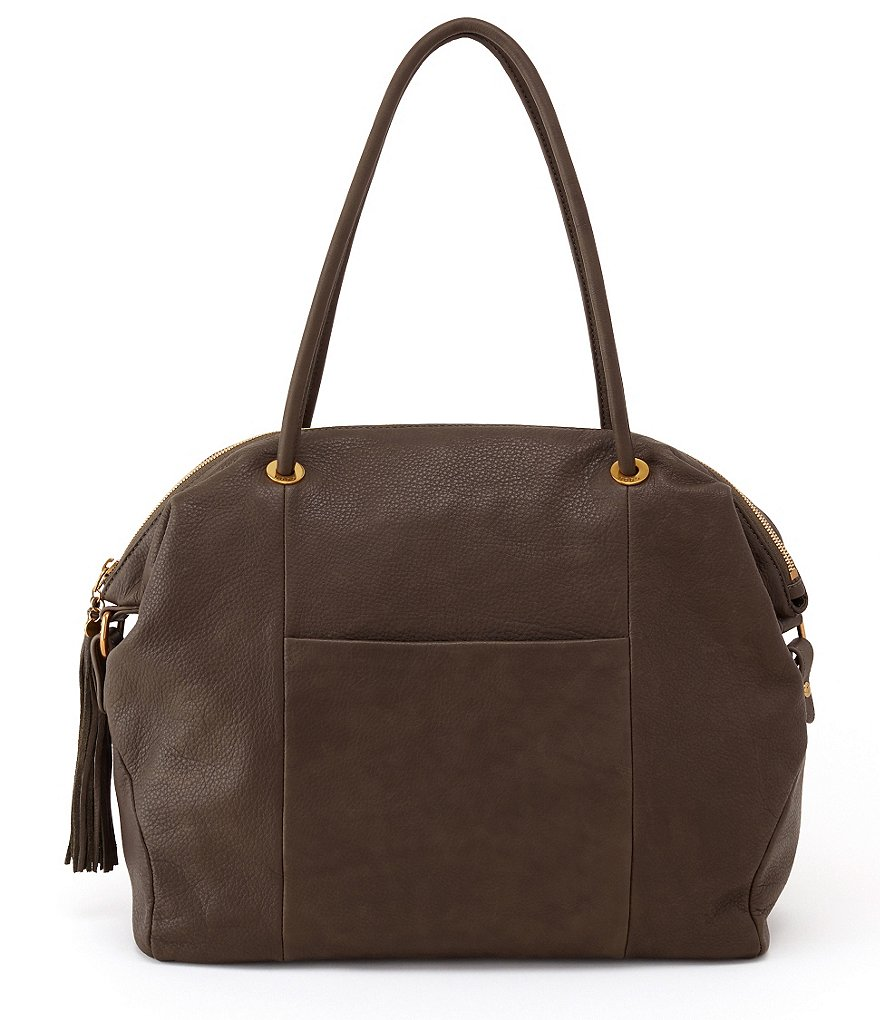 Hobo Super Soft Leather Collection Porter Tote