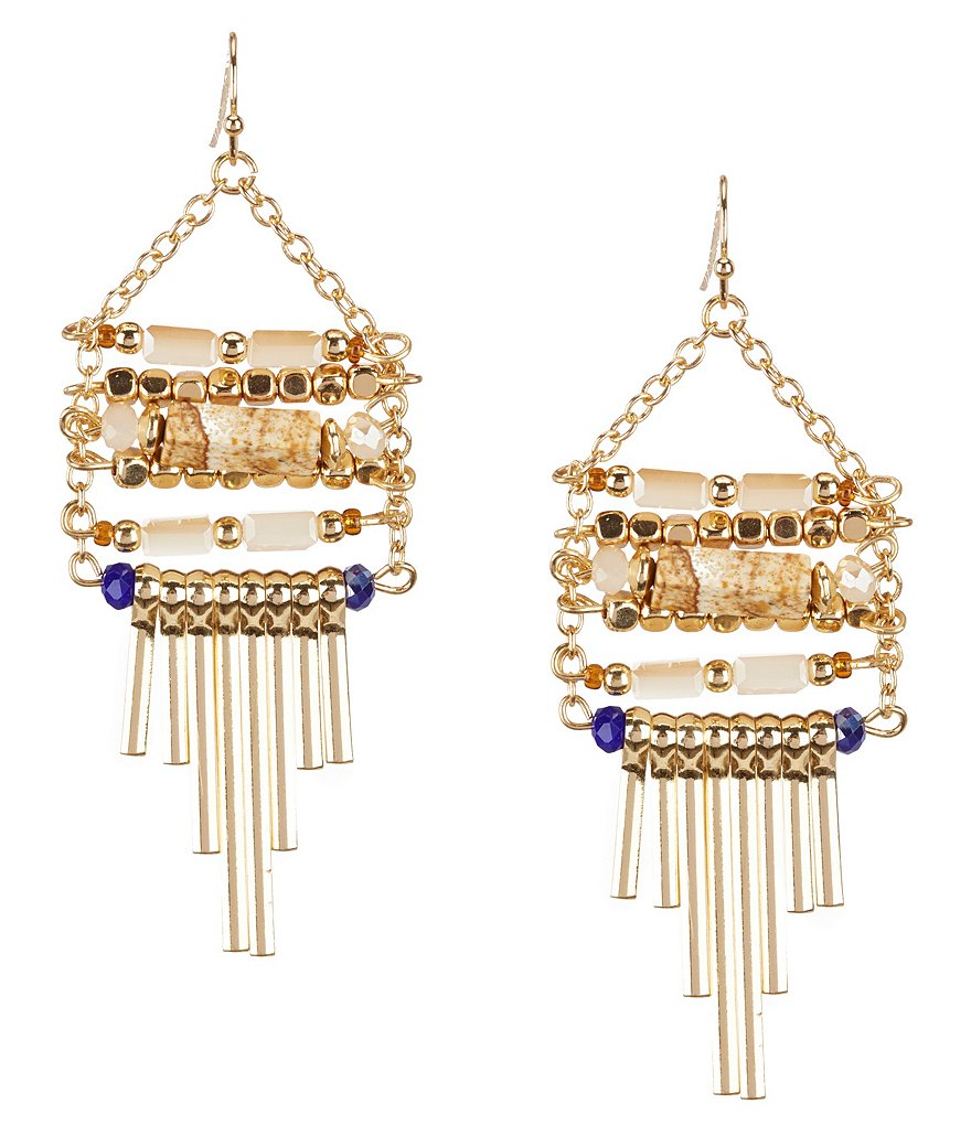 Anna & Ava Chandelier Earrings