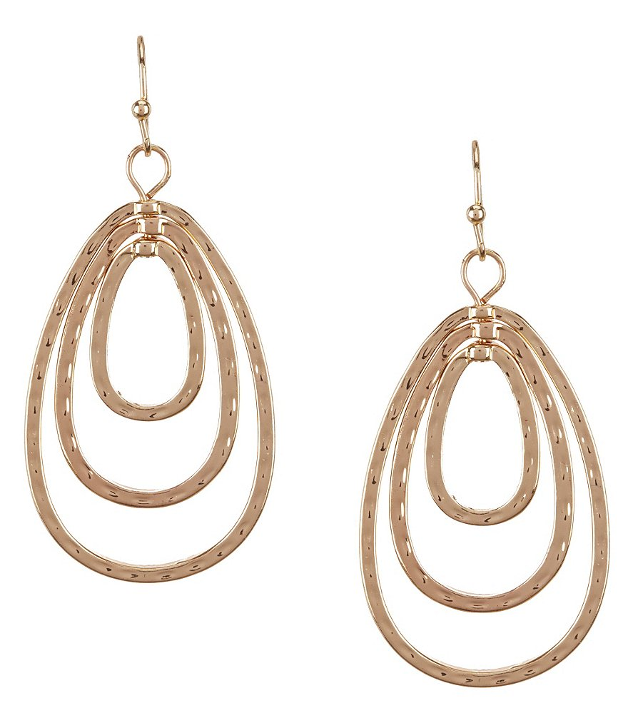 Anna & Ava Jackson Nested Teardrop Earrings