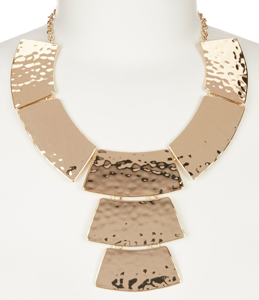 Anna & Ava Leia Egyptian Goddess Statement Necklace
