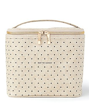 kate spade new york Out to Lunch Dotted Lunch Tote