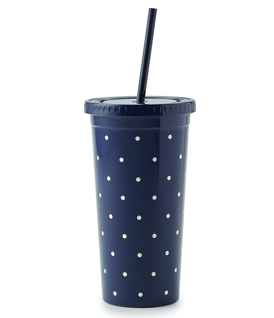 kate spade new york Larabee Dot Insulated Tumbler