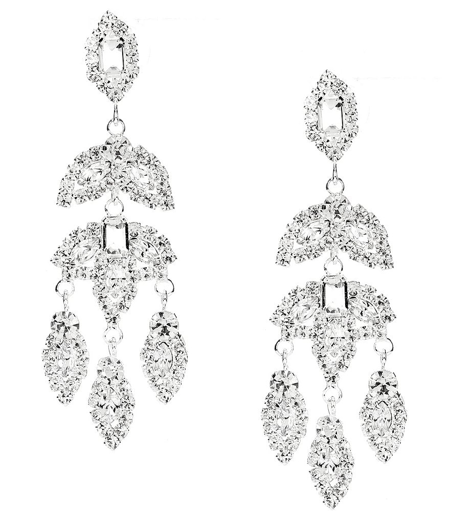 Cezanne Chandelier Statement Earrings