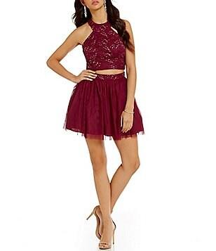 2 Piece Dress Dillards Com