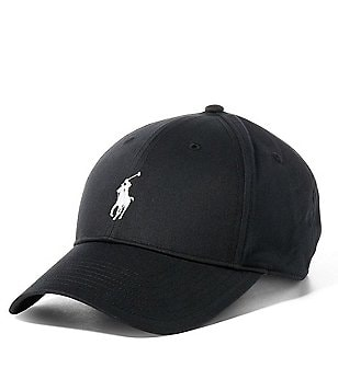 Polo Ralph Lauren Cotton-Blend Baseline Hat