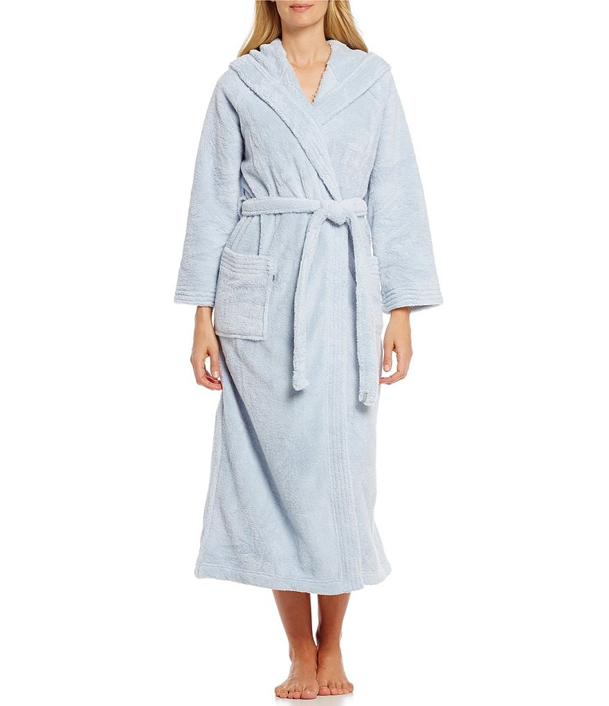 iRelax Hooded Recycled Robe