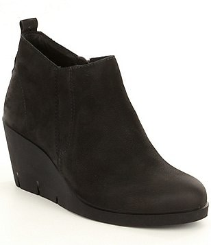 ECCO Bella Wedge Booties