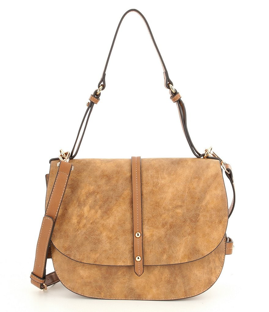 Steve Madden Shea Saddle Bag