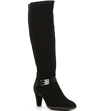 Nurture Paavalis Wide Calf Tall Stretch Boots
