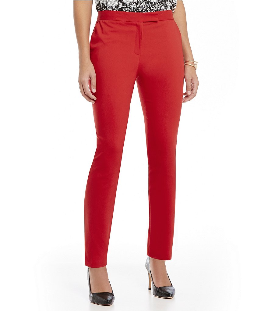 Preston & York Audrey Slim Double Weave Pant