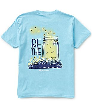 Itsa Girl Thing Big Girls 7-16 Be The Light Graphic Tee