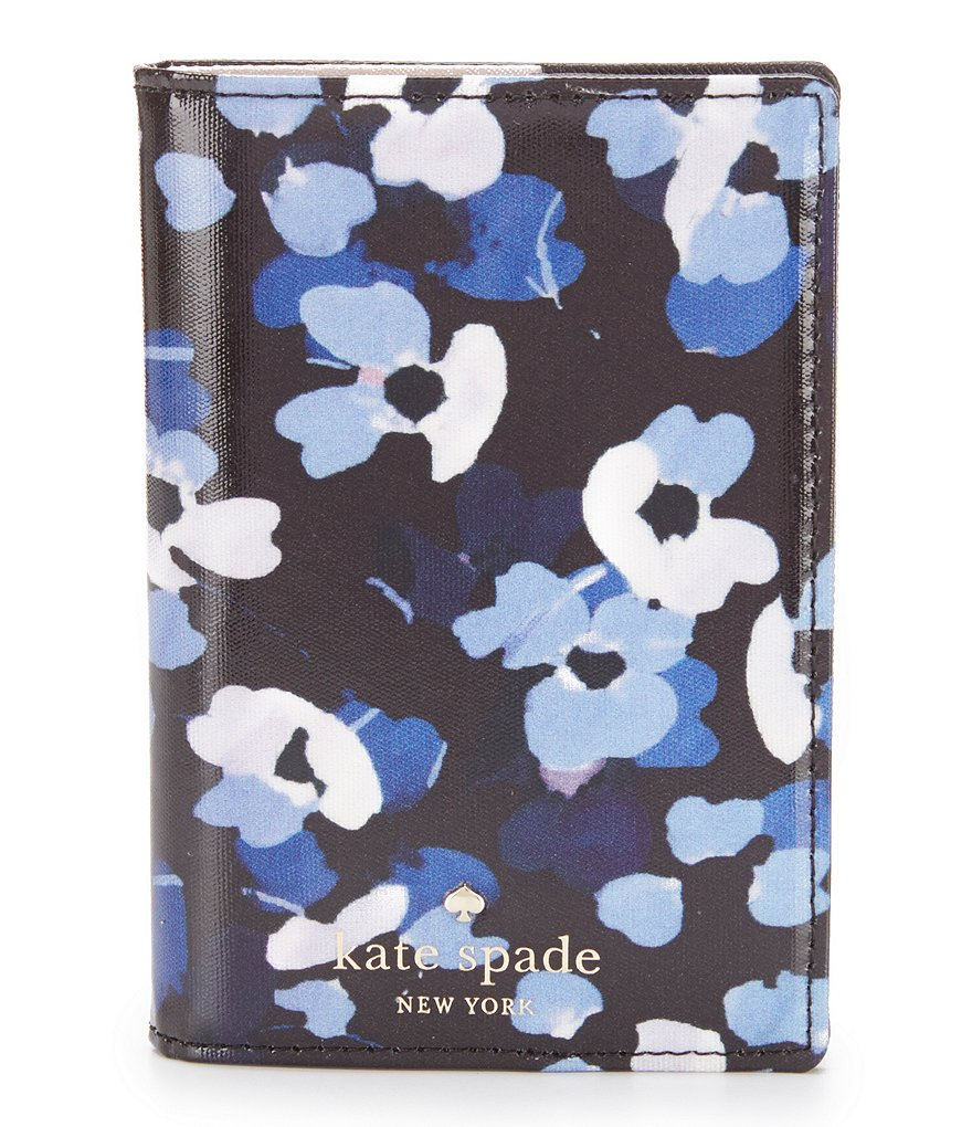 kate spade new york Cedar Street Collection Floral Passport Holder