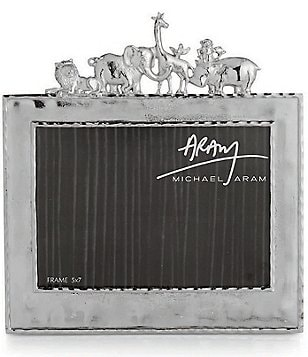 Michael Aram Animals Picture Frame 5X7