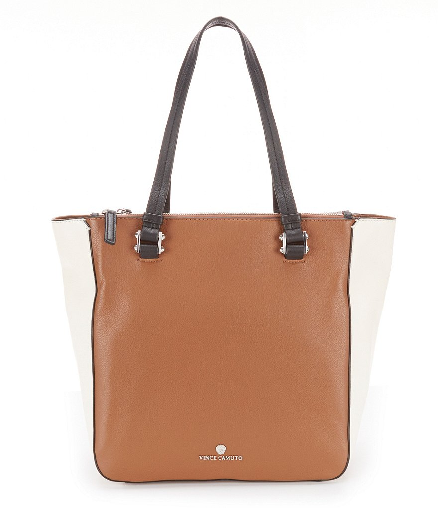Vince Camuto Nona Color Block Tote