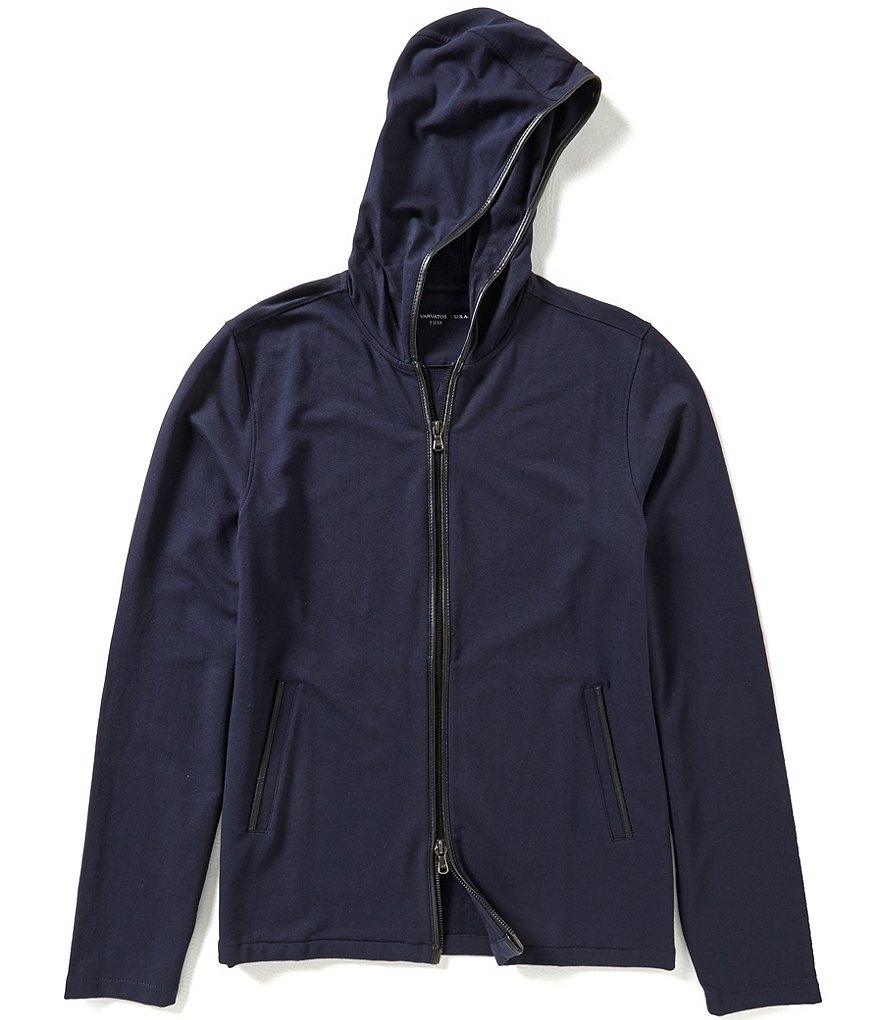 John Varvatos Star USA Full-Zip Hoodie