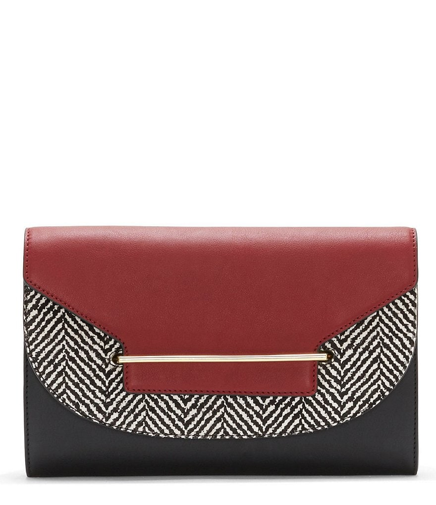 Vince Camuto Eda Colorblock Clutch
