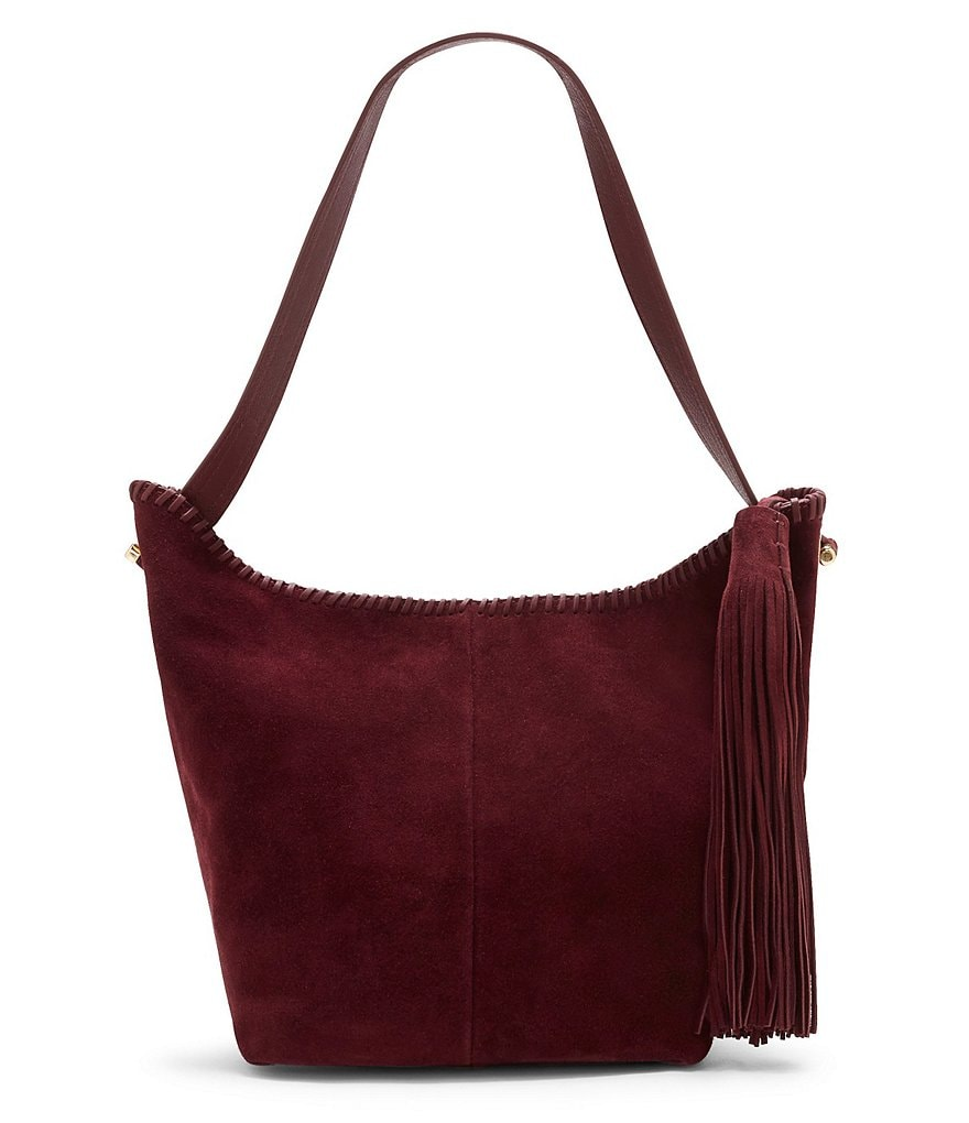 Vince Camuto Aiko Whipstitched Hobo Bag