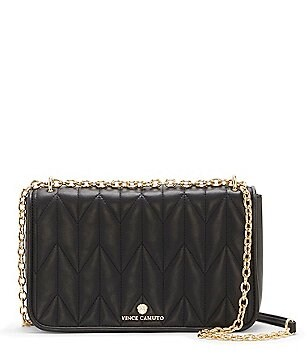 Vince Camuto Klem Chevron-Quilted Shoulder Bag