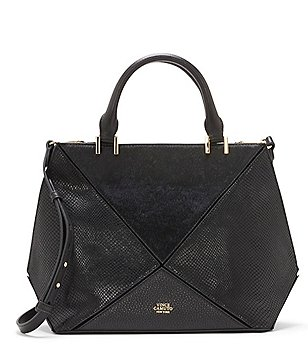 Vince Camuto Akua Haircalf Satchel