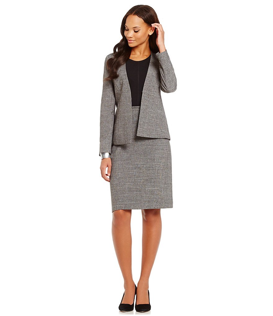 Preston & York Bryn Jacket & Kelly Pencil Skirt