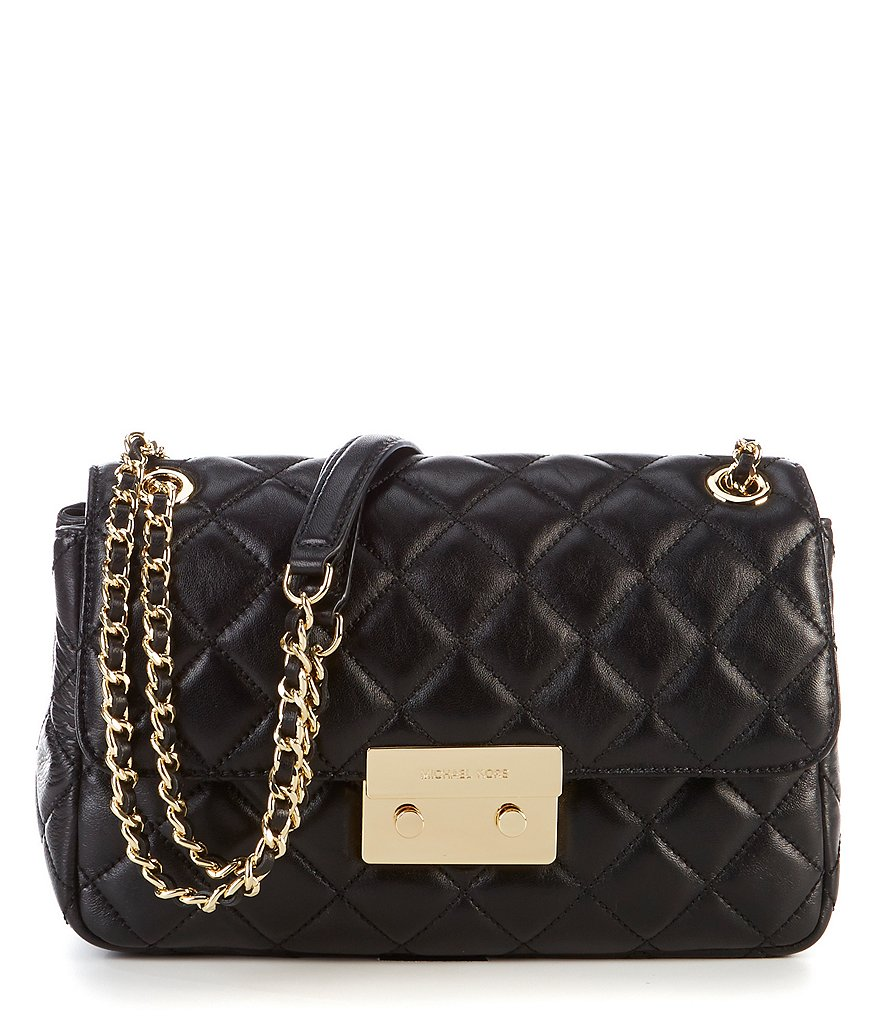 MICHAEL Michael Kors Sloan Quilted Large Shoulder Bag