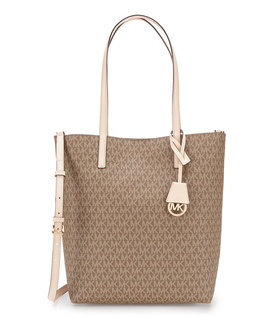 MICHAEL Michael Kors Hayley Signature North/South Tote