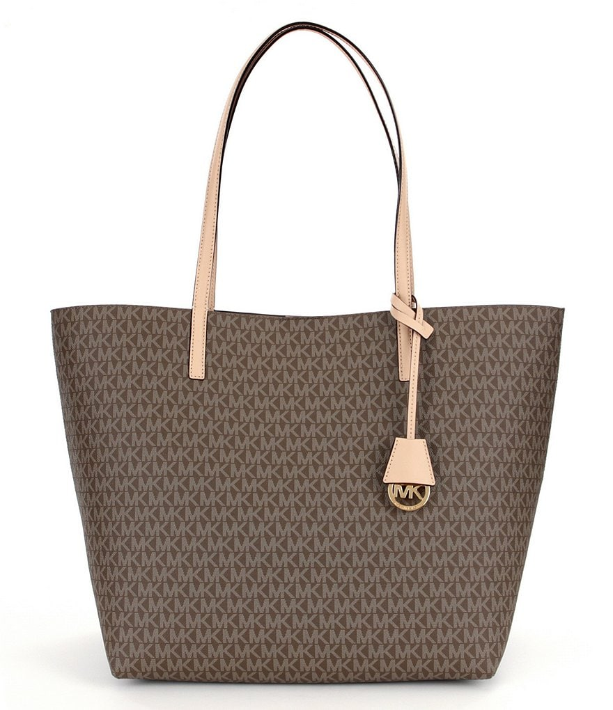 MICHAEL Michael Kors Hayley Signature East/West Tote