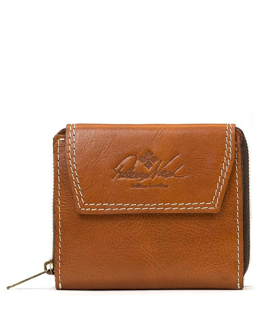 Patricia Nash Tailored Heritage Collection Clarissa Zip Wallet